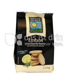 Produktabbildung: Bohlsener Mühle Lemon 125 g