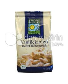 Produktabbildung: Bohlsener Mühle Vanillekipferl 125 g