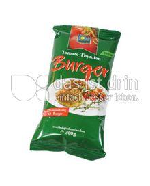 Produktabbildung: Bohlsener Mühle Tomate-Thymian Burger 300 g