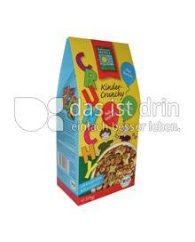 Produktabbildung: Bohlsener Mühle Kinder Crunchy 375 g