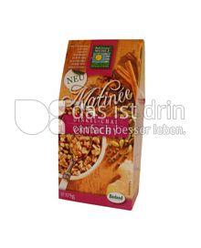 Produktabbildung: Bohlsener Mühle Matinée Dinkel-Chai Crunchy 375 g