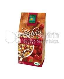 Produktabbildung: Bohlsener Mühle Matinée Rote Früchte Müsli 425 g
