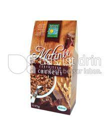 Produktabbildung: Bohlsener Mühle Matinée Zartbitter Crunchy 375 g