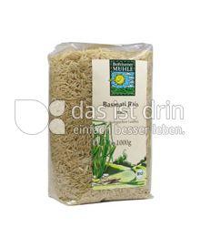 Produktabbildung: Bohlsener Mühle Basmati Reis 1 kg