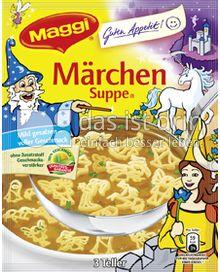 Produktabbildung: Maggi Guten Appetit Märchen Suppe 53 g