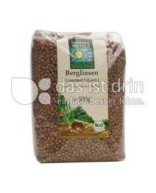 Produktabbildung: Bohlsener Mühle Berglinsen 500 g