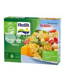 Produktabbildung: FRoSTA Mango Curry Reis 350 g