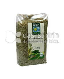 Produktabbildung: Bohlsener Mühle Grünkernschrot 500 g