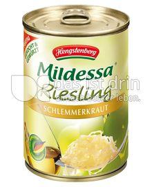 Produktabbildung: Hengstenberg Mildessa Schlemmerkraut Riesling 425 ml