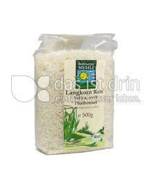 Produktabbildung: Bohlsener Mühle Langkorn Reis 500 g
