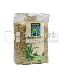 Produktabbildung: Bohlsener Mühle Rundkorn Reis 500 g