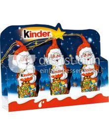 Produktabbildung: Ferrero Kinder Weihnachtsmann 45 g