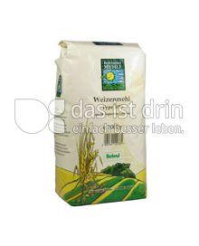 Produktabbildung: Bohlsener Mühle Weizenmehl Type 1050 1 kg