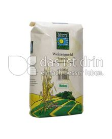 Produktabbildung: Bohlsener Mühle Weizenmehl Type 550 1 kg