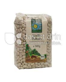 Produktabbildung: Bohlsener Mühle Weiße Bohnen 500 g