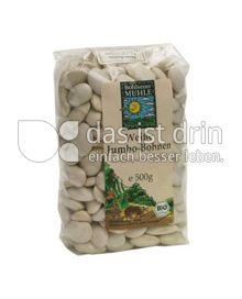 Produktabbildung: Bohlsener Mühle Weiße Jumbo-Bohnen 500 g