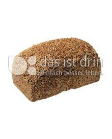 Produktabbildung: Bohlsener Mühle Sesam-Leinsaat-Brot 1 kg