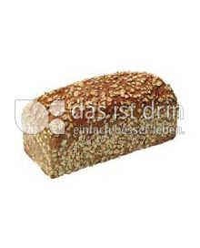 Produktabbildung: Bohlsener Mühle Hafer-Brot 1 kg