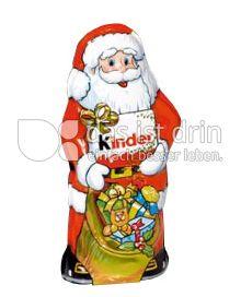 Produktabbildung: Ferrero Kinder Weihnachtsmann 110 g