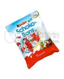 Produktabbildung: Kinder Schoko-Bons 125 g