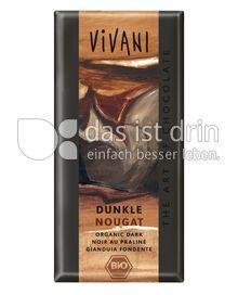 Produktabbildung: VIVANI Dunkle Nougat 100 g