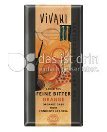 Produktabbildung: VIVANI Feine Bitter Orange 100 g