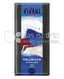 Produktabbildung: VIVANI Vollmilch 100 g