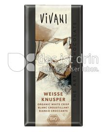 Produktabbildung: VIVANI Weiße Knusper 100 g
