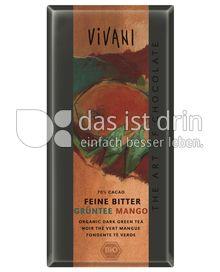 Produktabbildung: VIVANI Feine Bitter Grüntee Mango 100 g