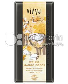 Produktabbildung: VIVANI Weiße Mango Cocos 100 g