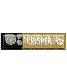Produktabbildung: VIVANI Crisper Schokoladenriegel 45 g