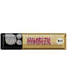 Produktabbildung: VIVANI Himbeer Schokoladenriegel 45 g