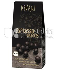 Produktabbildung: VIVANI Espresso Dragées 75 g