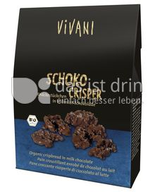 Produktabbildung: VIVANI Schoko Crisper 125 g