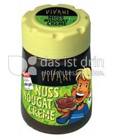 Produktabbildung: VIVANI Nuss Nougat Crème 400 g