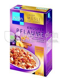 Produktabbildung: Kölln Müsli Knusper Pflaume 500 g