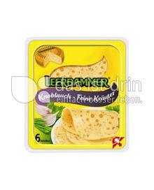 Produktabbildung: Leerdammer Knoblauch-Feine Kräuter 130 g