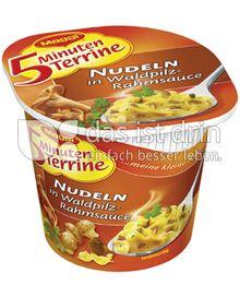 Produktabbildung: Maggi 5 Minuten Terrine Nudeln in Waldpilz-Rahmsauce 61 g