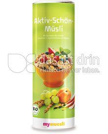 Produktabbildung: mymuesli Aktiv-Schön-Müsli 575 g