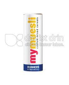 Produktabbildung: mymuesli Läufer - Powermüsli 575 g