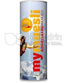 Produktabbildung: mymuesli Adrenalinmuesli 575 g