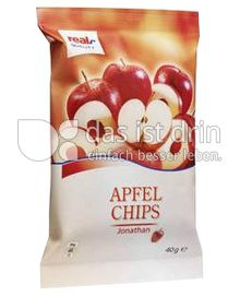 Produktabbildung: real,- Quality Apfel Chips 40 g