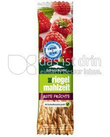 Produktabbildung: Schneekoppe Die Riegelmahlzeit Rote Früchte 25 g