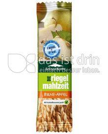 Produktabbildung: Schneekoppe Die Riegelmahlzeit Apfel-Birne 25 g