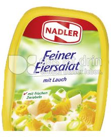 Produktabbildung: Nadler Feiner Eiersalat 150 g