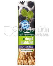 Produktabbildung: Schneekoppe Die Riegelmahlzeit Wilde Heidelbeere 25 g
