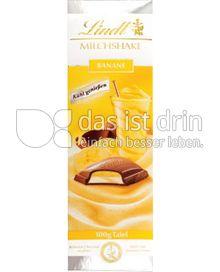 Produktabbildung: Lindt Milchshake Banane 100 g