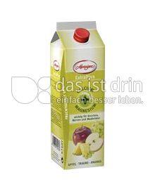 Produktabbildung: Merziger ExtraPlus Calcium und Magnesium in Apfel Traube Ananas 1 l
