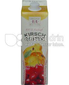 Produktabbildung: Obsthof Retter Kirsch-Quitte 1 l