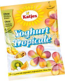 Produktabbildung: Katjes Yoghurt Tropicale 200 g